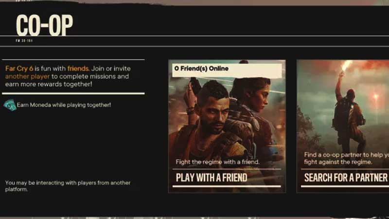 How to Fix Far Cry 6 Co op Multiplayer Not Working Issue