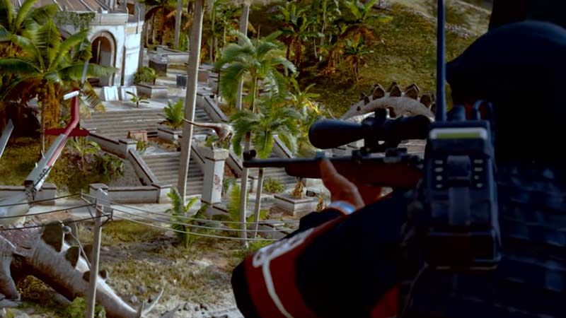 how to get the best sniper rifle in far cry 6