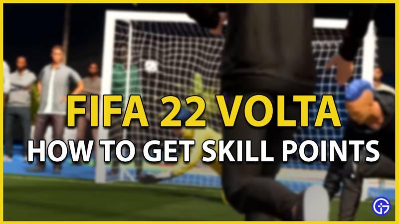 fifa 22 skill points