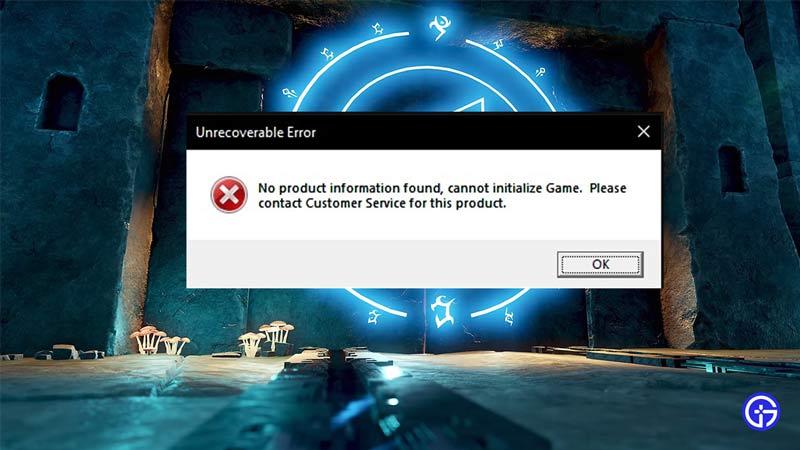 fix error new world