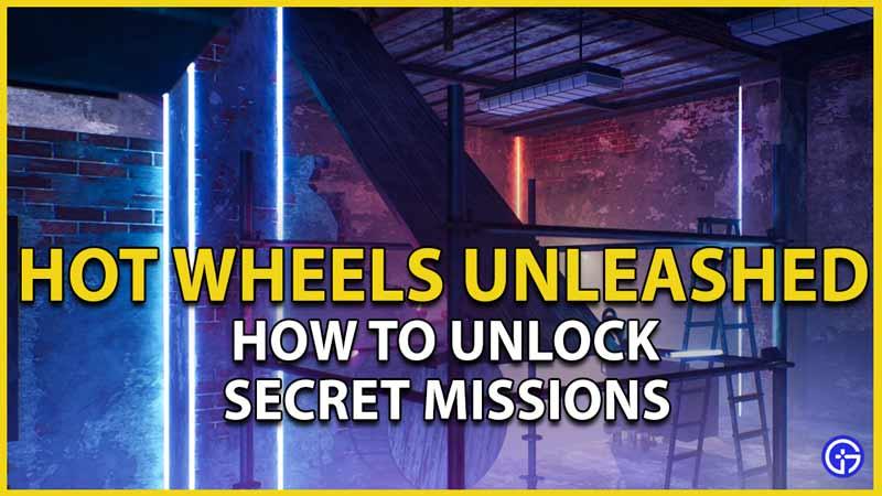 hot wheels secret missions