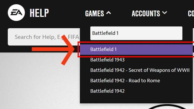 how to check EA game server status