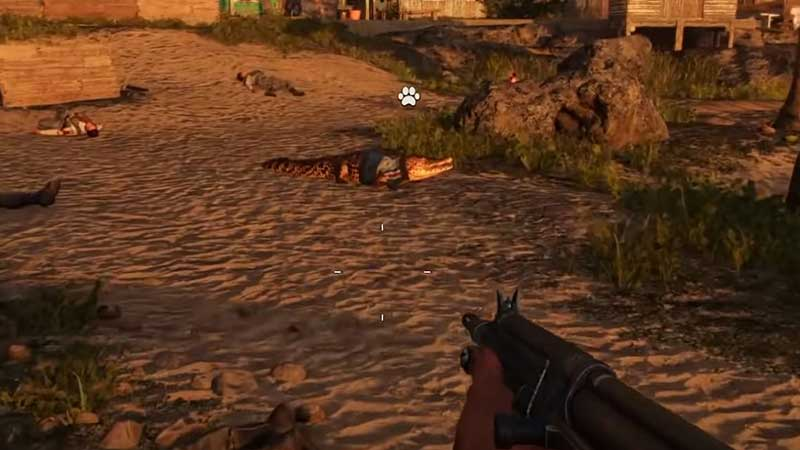 how to get crocodile pet far cry 6