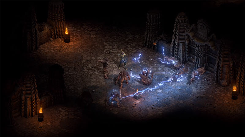 diablo 2 resurrected how to get to the ancients way