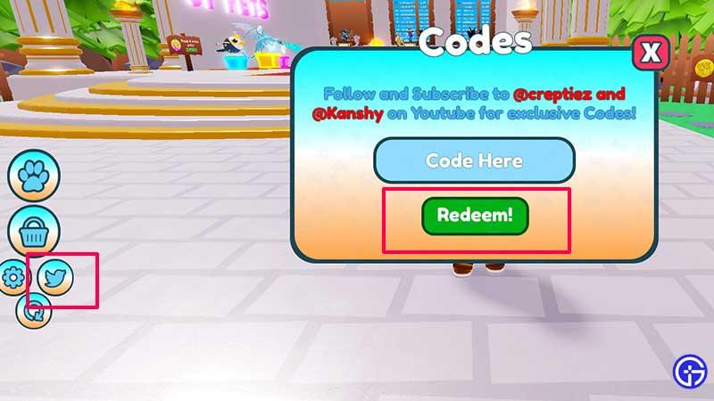 how to redeem roblox postman simulator codes