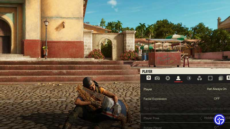 how to take pictures Far Cry 6