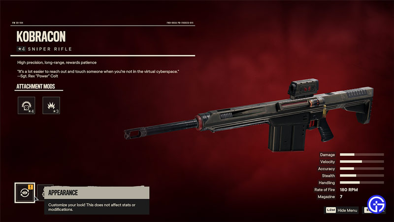 far cry 6 how to change gear and weapon appearance