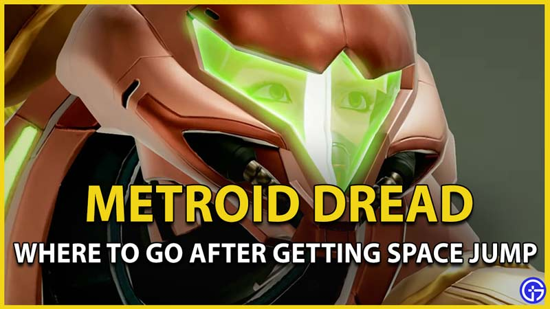 metroid dread after space jump