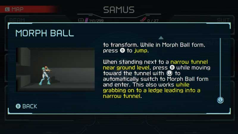 Metroid Dread Morph Ball Location: How To Get And Find Tiny Ball