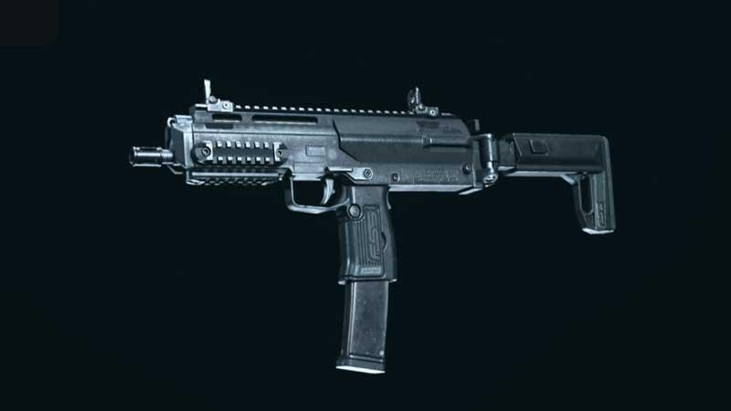 mp7 gun sub machine