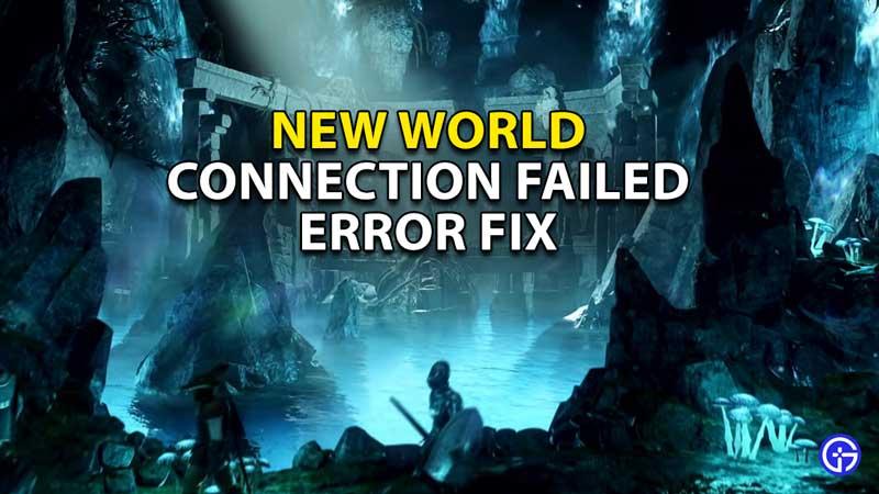new-world-connection-failed-error-fix