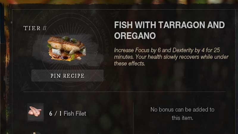 new world oregano recipe