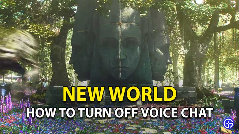 New World Voice Chat: How To Enable And Disable Communication?