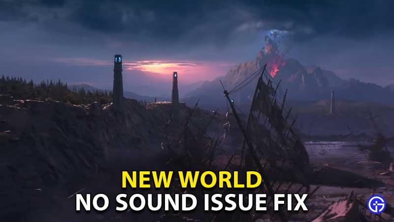 no-sound-issue-fix-new-world