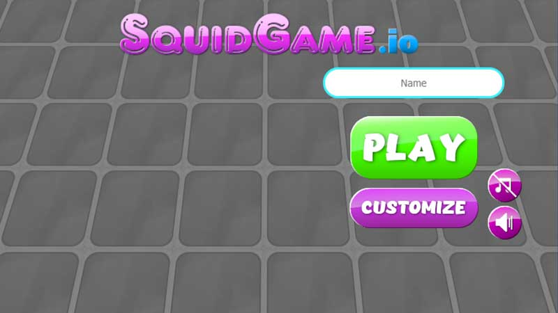 squid game io