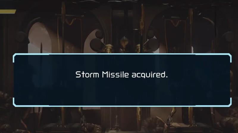 storm missile metroid dread