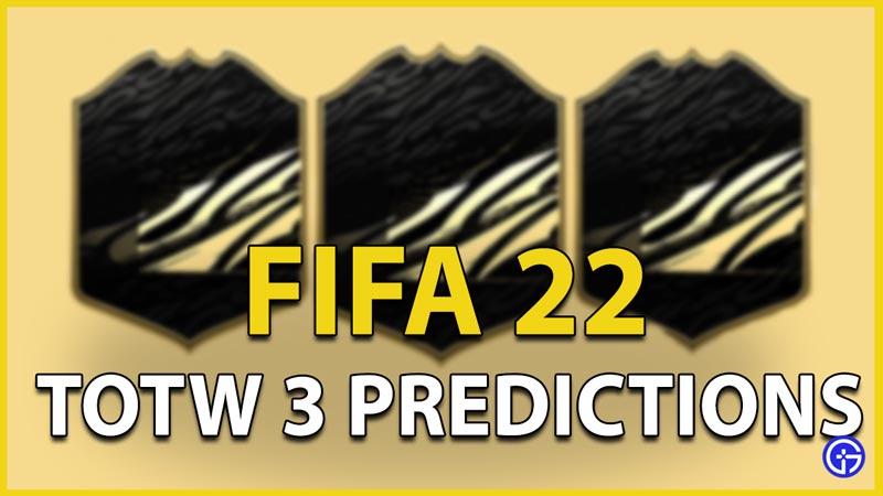 totw 3 predictions