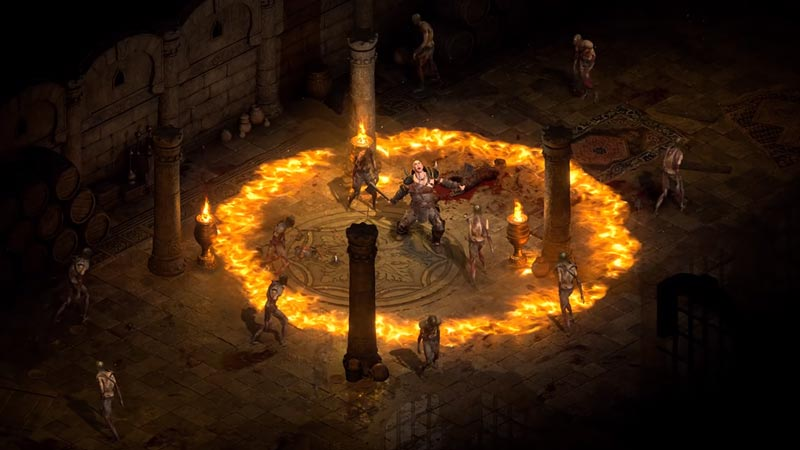 diablo 2 resurrected how to get to the tal rashas tomb
