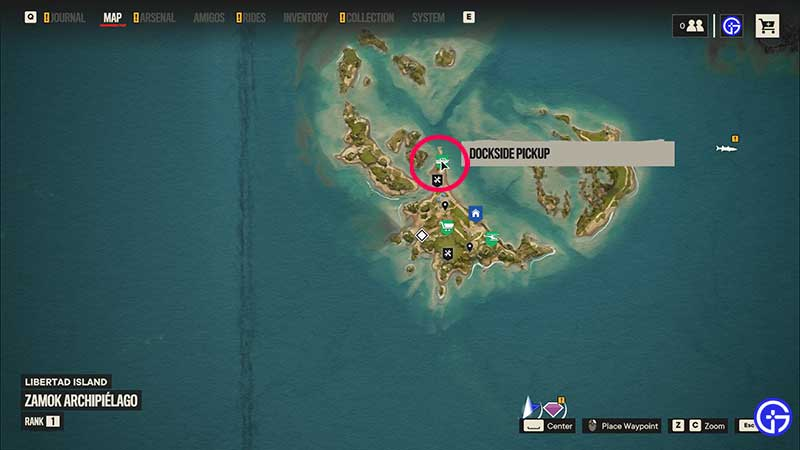 where to park vehicles far cry 6