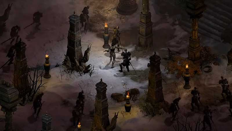 which controller works for diablo 2 resurrected