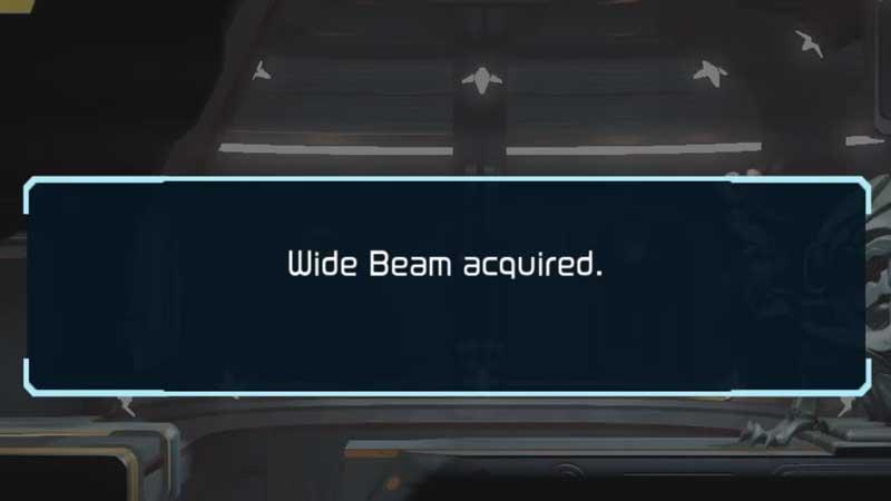 wide beam use get