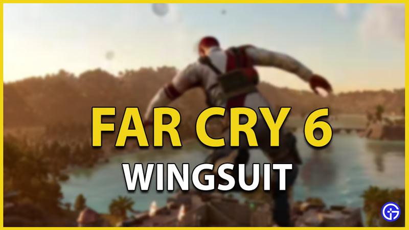 wingsuit far cry 6